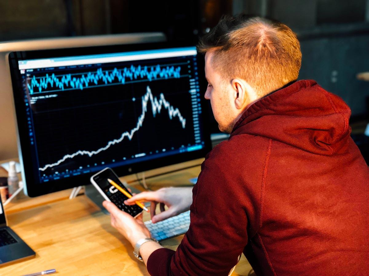 trader marche devises